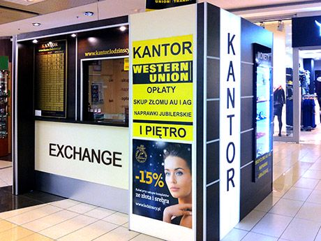 Currency Exchange At Zakopianska